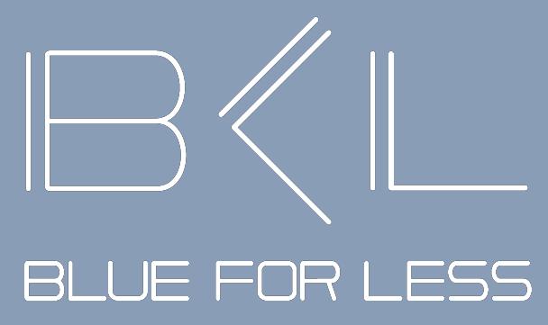 Blue For Less